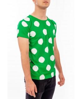 Tricou Barbat BALL green